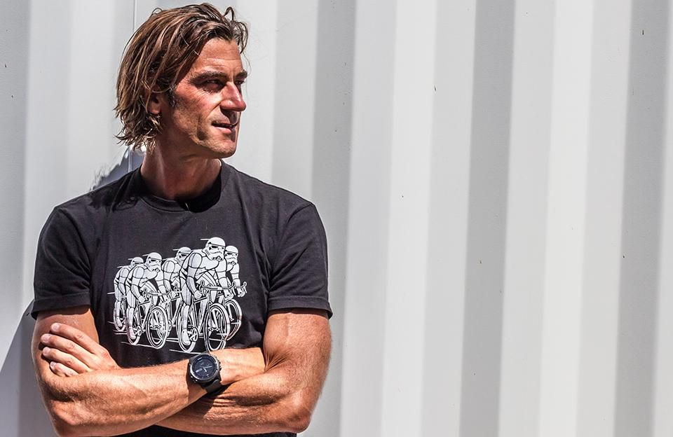 Rich Roll, ultra-athlete and wellness advocate